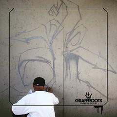 #tbt #cero #graffrootscrew #graffroots #worldclassbombers #freedomwriters #krylonkings #losangelesgraffiti #graffiteros @graffroots