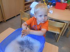 K1a enkele beelden van de 1ste schooldagen