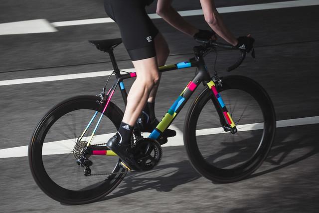 8bar KRONPRINZ carbon road bike