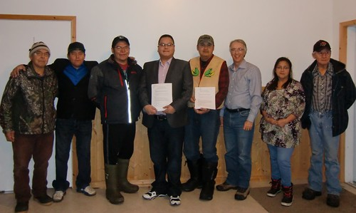 First Nations to Share Benefits of LNG