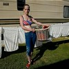 Dirty laundry #Arizona #Christmas #trailer #laundry #Joslin