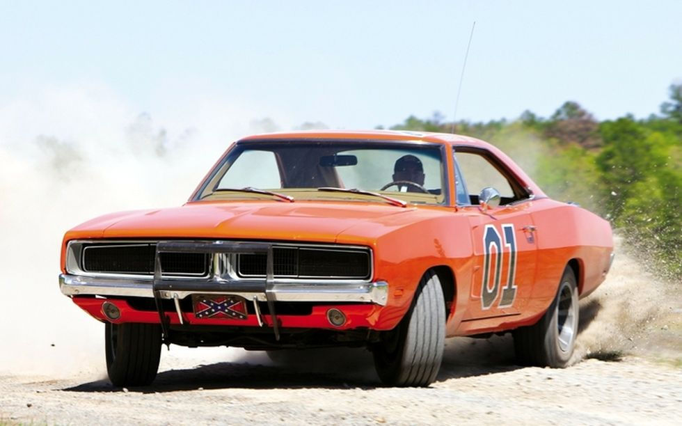 Mopar in the Movies '69 Dukes Charger