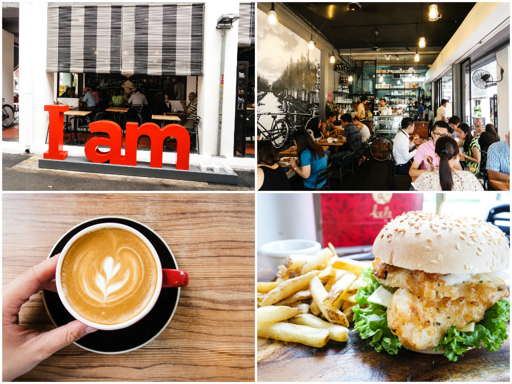 I AM cafe (Halal Cafe)