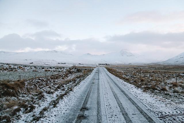 Road to Kolsstaðir