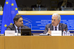 Exchange of Views between Commissioner Dimitris Avramopoulos and MEPs at the LIBE Committee in the European Parliament, 3/12/14