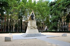 'Monument Luis Noval' Madrid