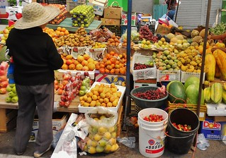 A Fruit Stand