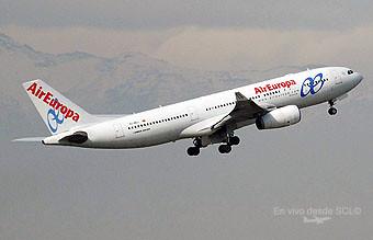 Air Europa A330-200 (R.Vildosola)