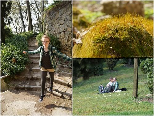 Verona's giardino giusti