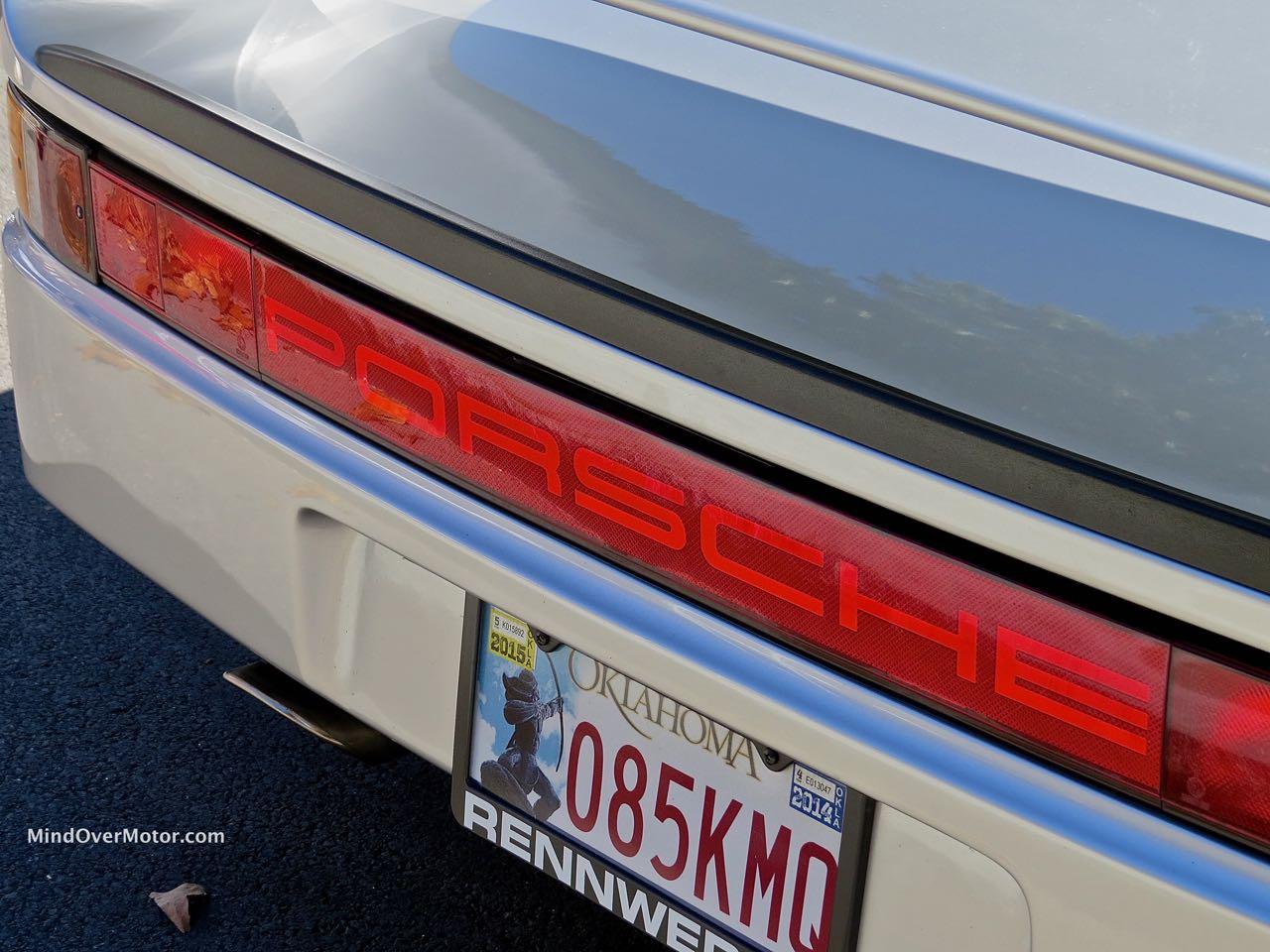 Porsche 959 Taillight