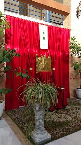 AionSur 15845049699_b4068e63b3_d II Belén Viviente en la Residencia Madre Encarnación Cultura