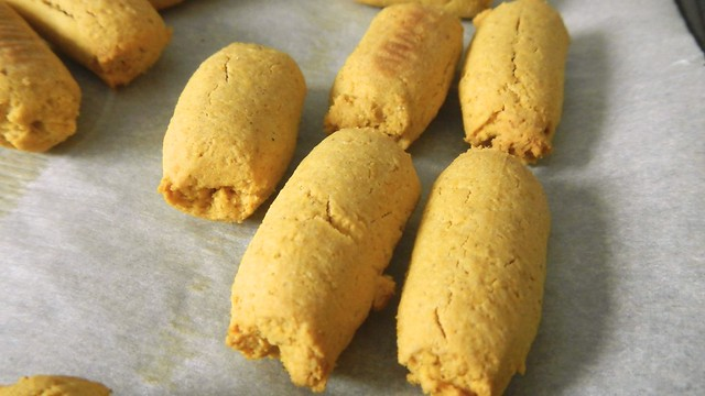 Peanut Butter Pumpkin Treats 9