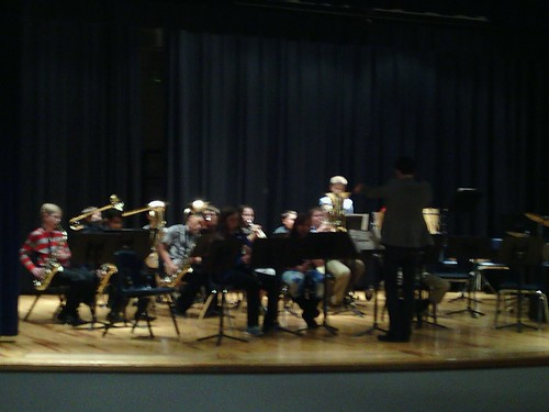 Dec 17 2014 Clark 6th grade band concert