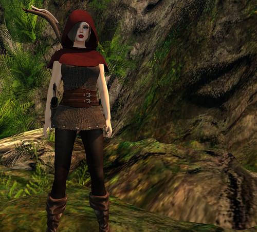 Little Red Robyn Hood II