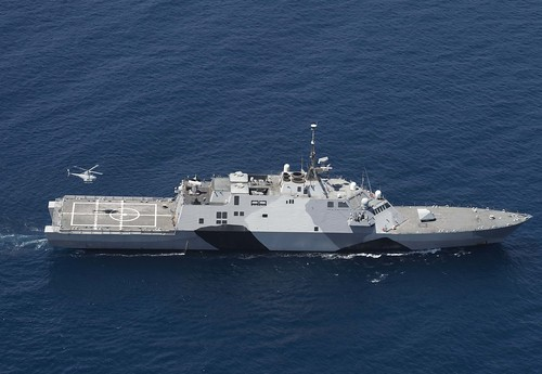 SEWIP Block Upgrade Program Evaluated for LCS