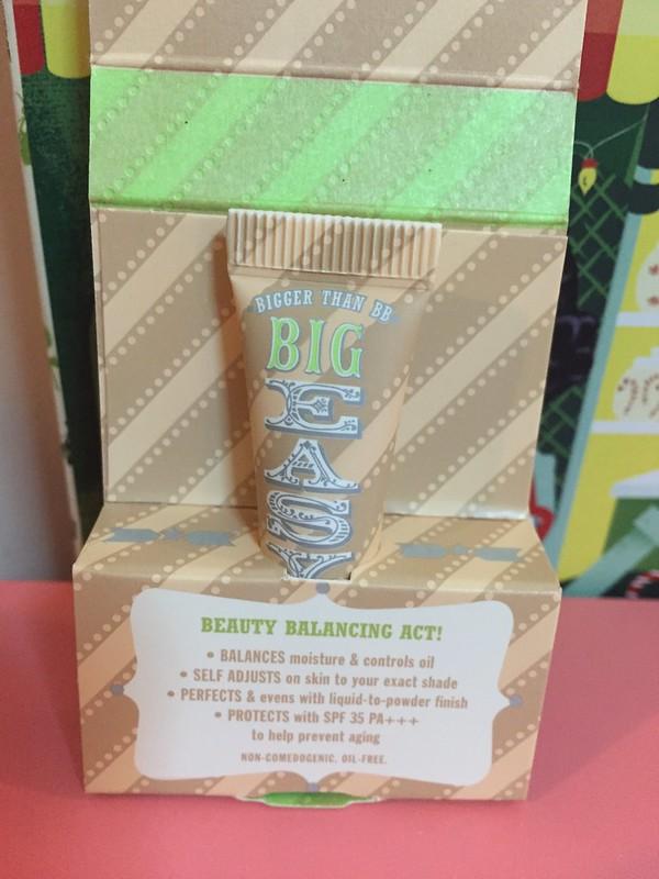 BDJ Box - Benefit
