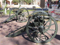 Nothing Says Christmas Like Some Civil War Howitzers