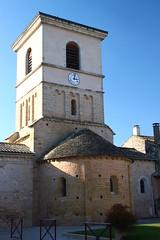 Eglise Saint-Germain à Chardonnay - Photo of La Salle