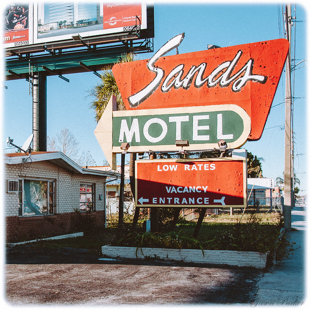 Sands Motel Orlando Fl