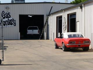 gas monkey garage dallas tx