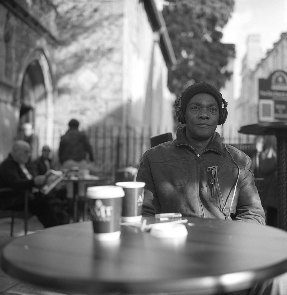Coffee and Music | The Lunchtime Portraits