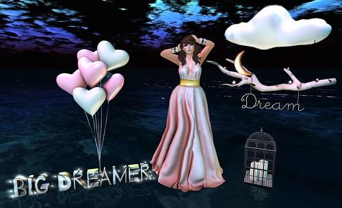 You Know I'm A Dreamer