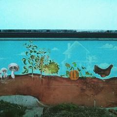 Permaculture Mural
