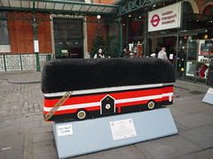 Year of the Bus - Westminster Trail