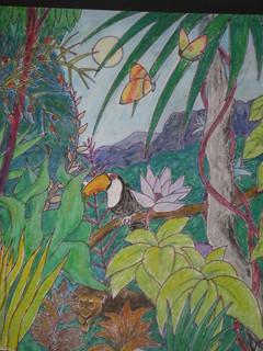Rousseau Jungle