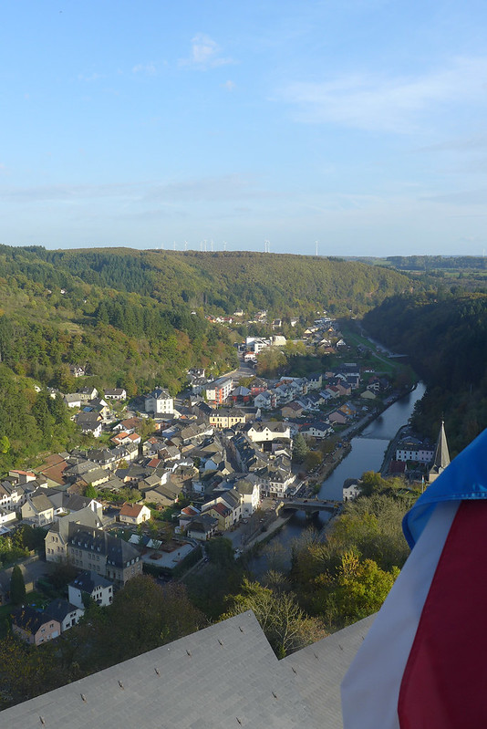 Vianden (Luxembourg) - 30 - Vallée de l'Our
