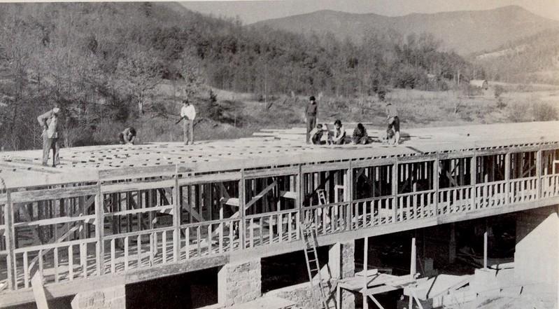 BMC - studies building by john harvey campbell