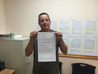 Evelio Sarduy, Reparar el Credito, Municipal Credit Service Corp