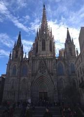 Catedral de #Barcelona