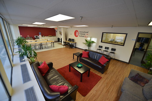 ILI Vancouver lounge