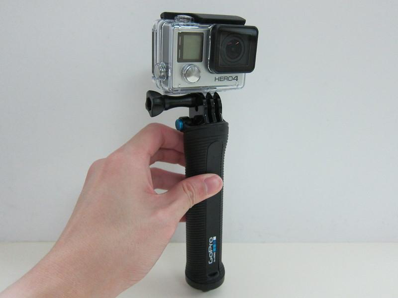GoPro 3-Way - Camera Grip