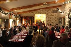 Dining Room at James Arthur Vineyards