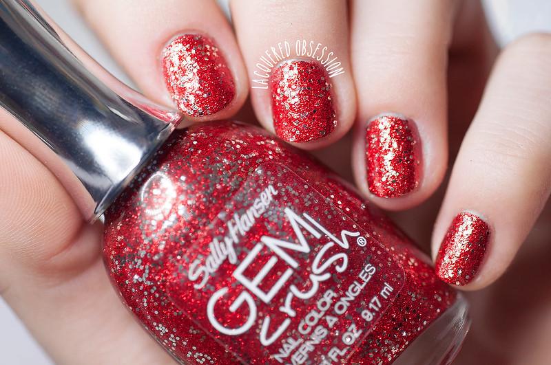 Na ples s Elnino.sk / Three festive manicures