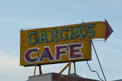 GARCIA'S CAFE ALBUQUERQUE NEW MEXICO ROUTE 66