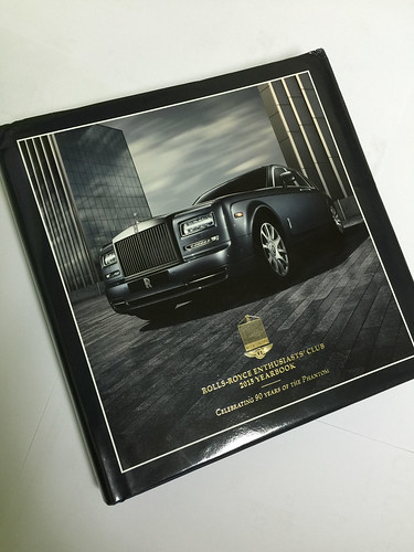 Rolls-Royce 2015 Yearbook