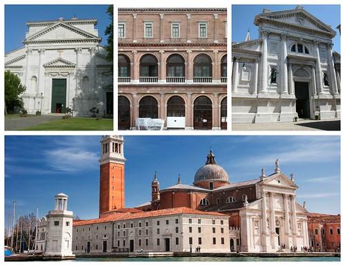 Chiese di Palladio a Venezia