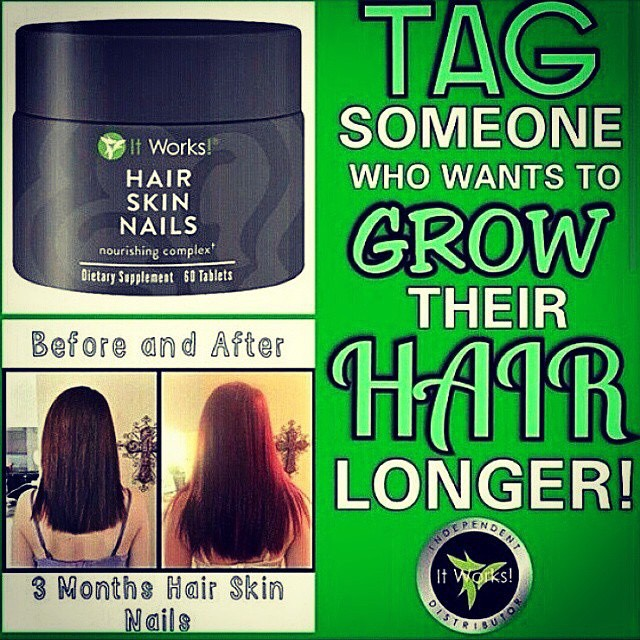 Grow them lovely locks! Take the 90 day challenge! Why? Because it ...
