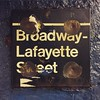 They say the neon lights burn bright on Broadway. by Brooklyn Nerd