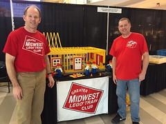 GMLTC at Mall of America for Builders Association Job Fair