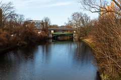 Köthener Brücke und Brücke der U2