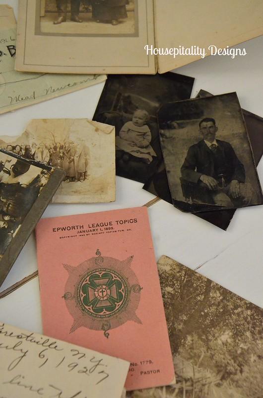 Antique Photographs/Antique documents-Housepitality Designs