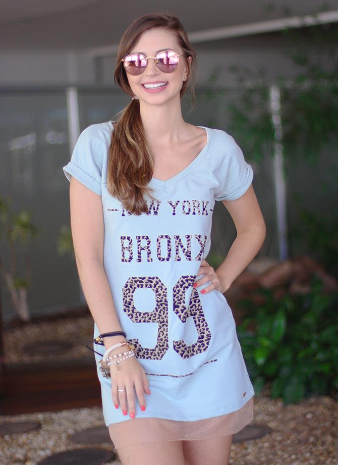 06-look do dia vestido e tenis de oncinha la mandinne e blog sempre glamour