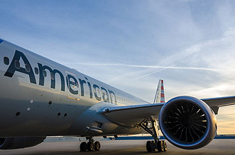 American Airlines B787-8 exterior (American Airlines)
