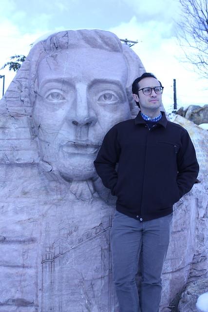 Gilgal Gardens with Sergio