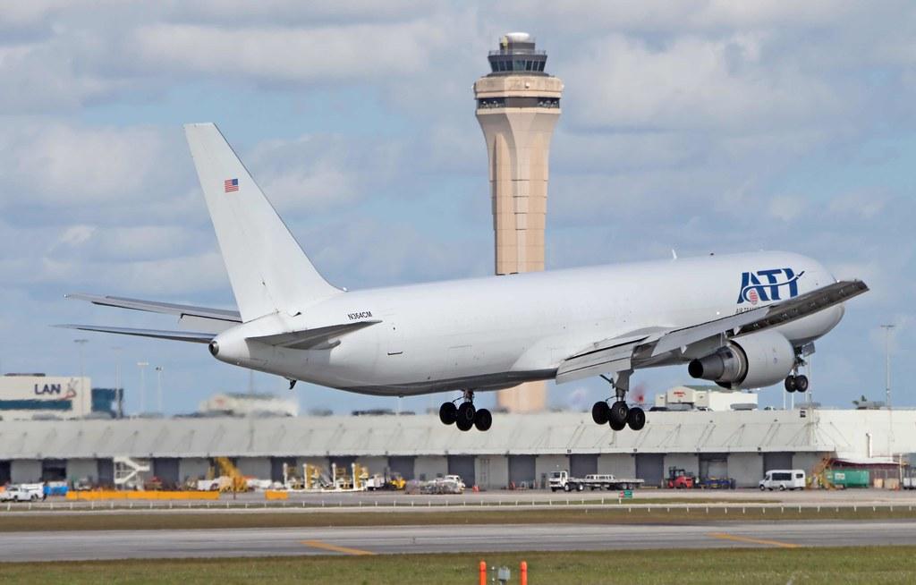 N364CM - B763 - ABX Air