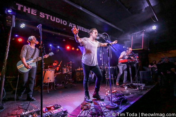 Saints of Valory @ Webster Hall, NYC 3/3/15